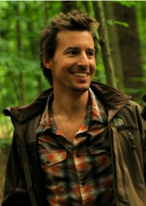 Jeff White  plays Doug, the hot-shot copywriter with writer's block.