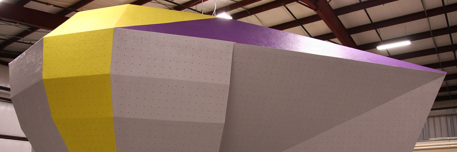 building climbing wall project