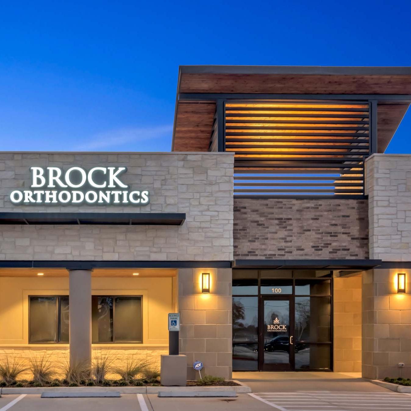 Brock Orthodontics -
