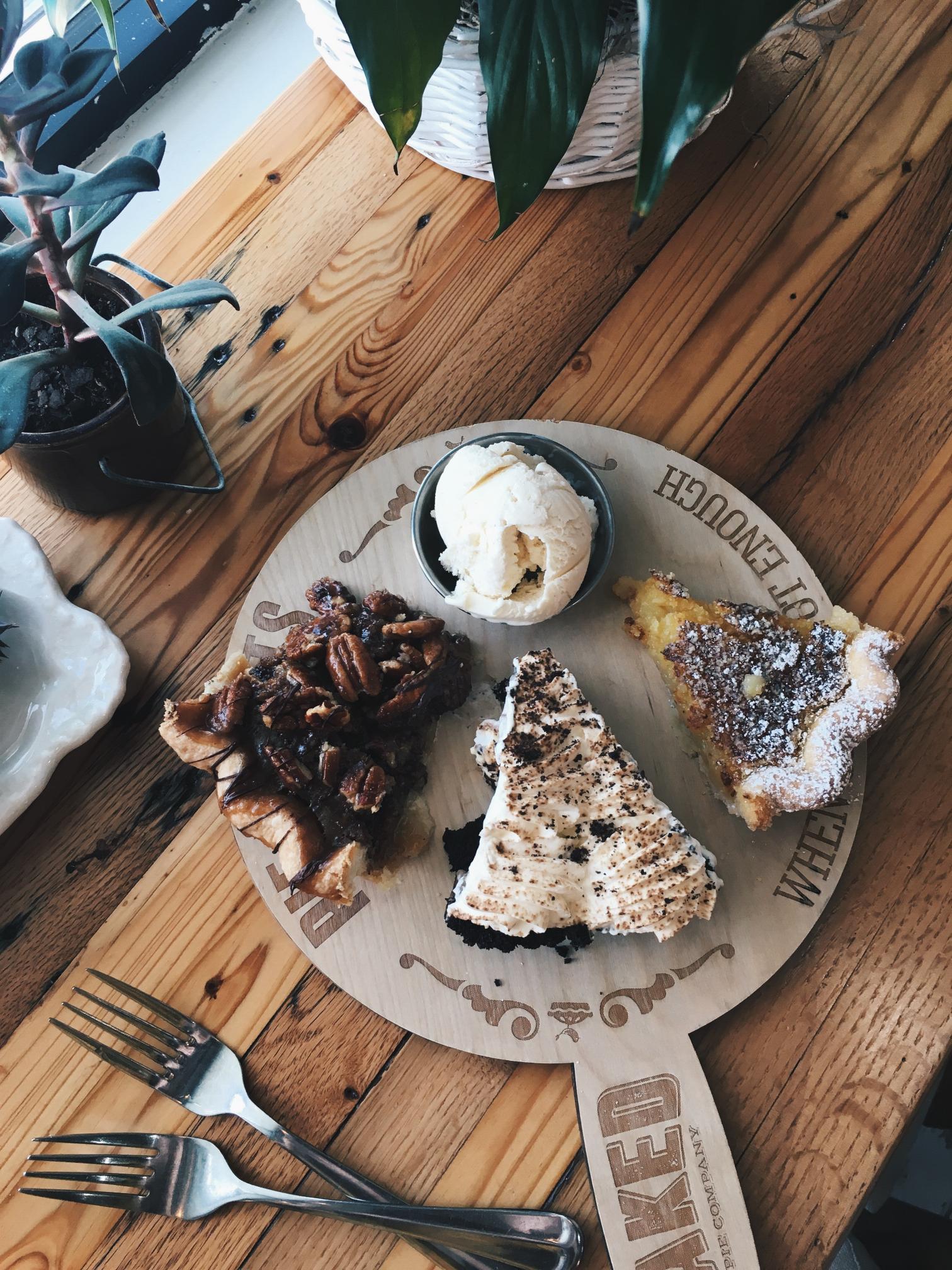 ANY type of pie