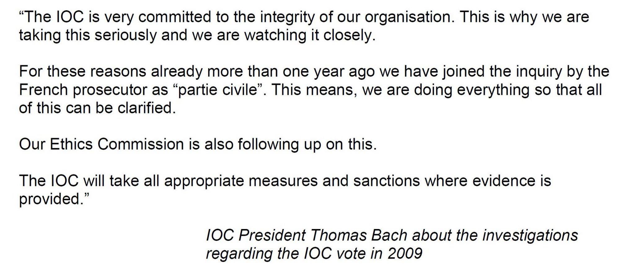 Screencap: @IOC