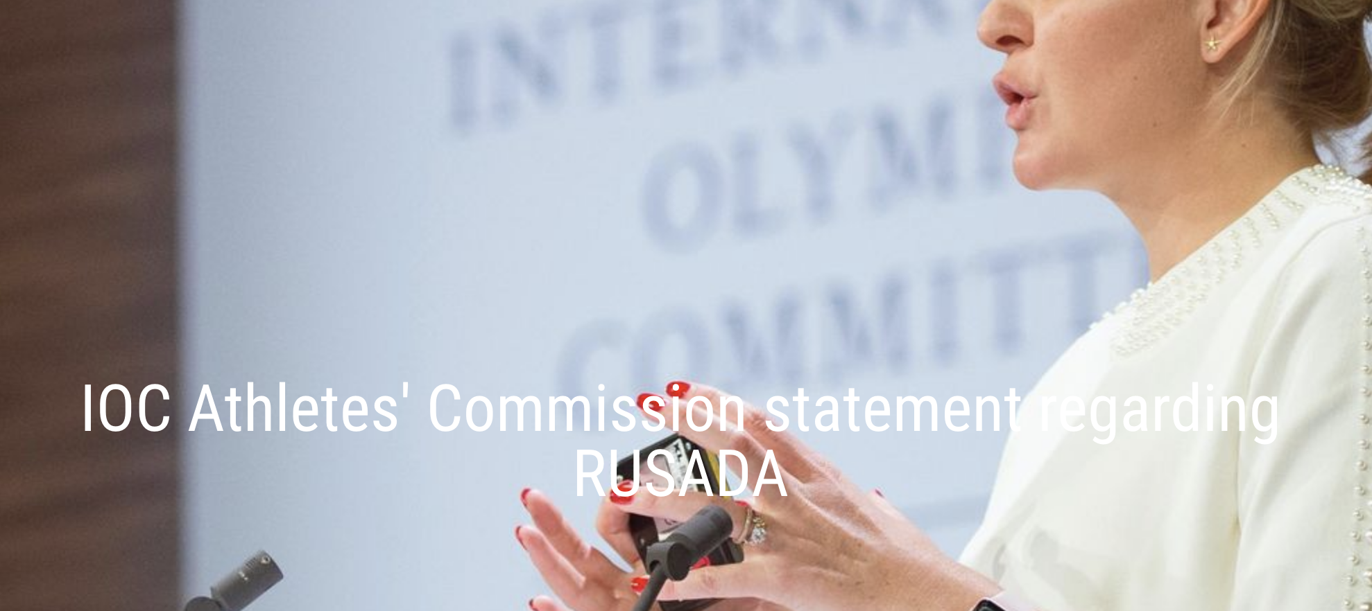 (screen capture: olympic.org)