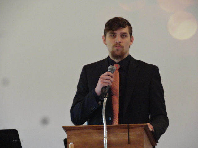 Our Youth Pastor Nathan Franklin is a Northpoint Bible College graduate.