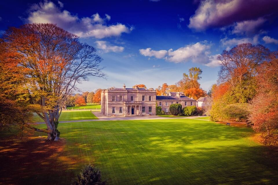 Photography: Kris Dickson Photography; Venue Drenagh Estate