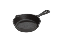 Click to purchase the Lodge Cast Iron mini pans that I used for this recipe!