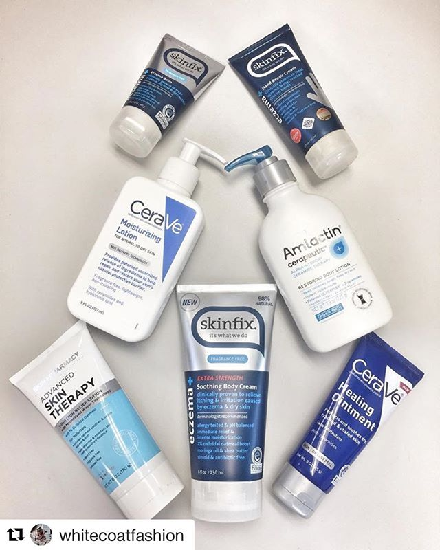 #Repost @whitecoatfashion (@get_repost) ・・・ I've been getting lots of questions about dry skin lately. I normally recommend Amlactin or CeraVe but I really like these products from skinfix. I need to try this Skin+Pharmacy line of products🤔...#pharmacy #pharmacist #pharmacistconsultations #dermatology #dryskin #cerave #amlactin #skincare #skinfix