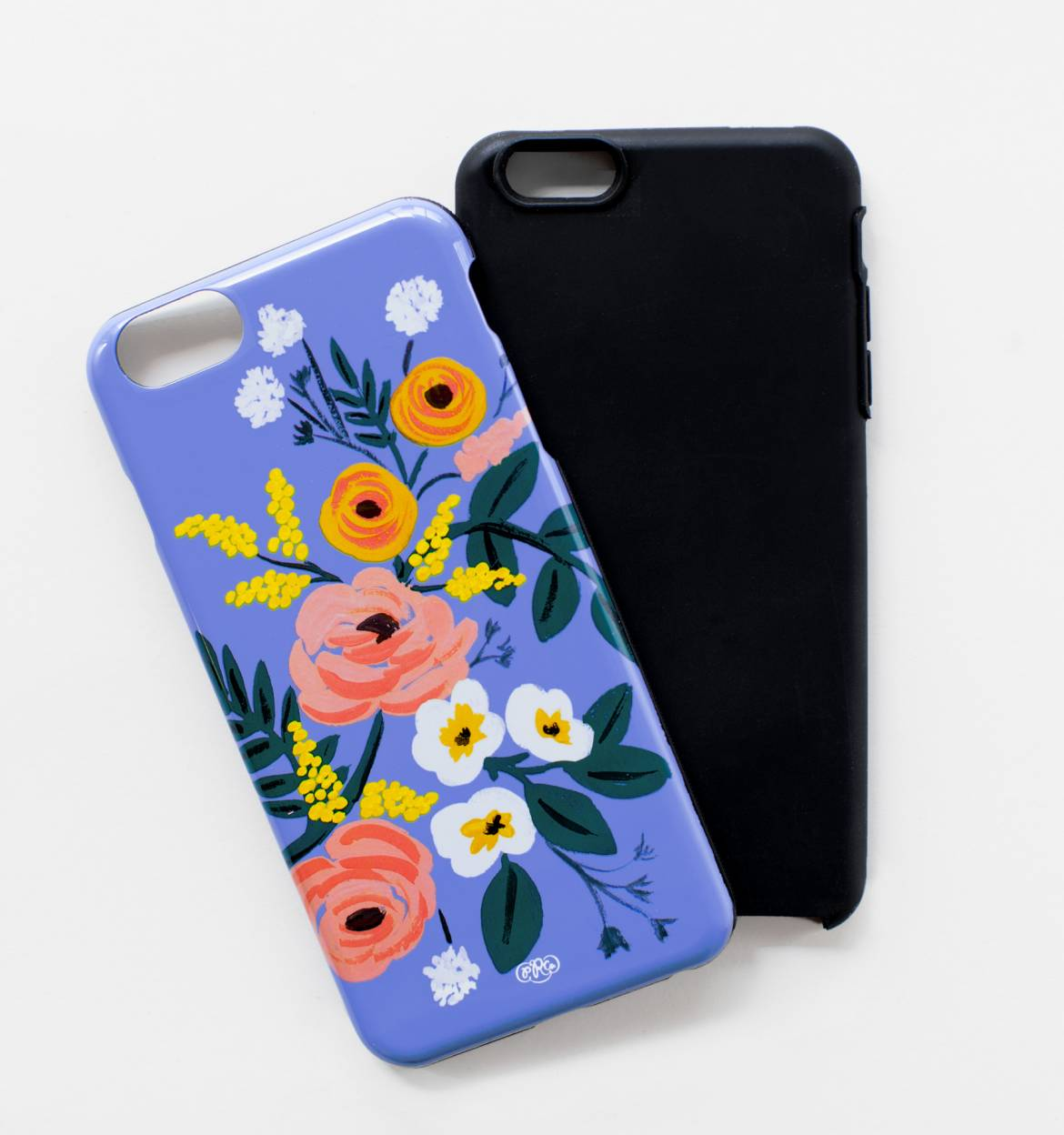 rifle paper iphone case