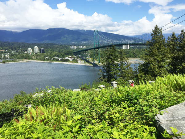 Stanley Park (Lions Gate Bridge)