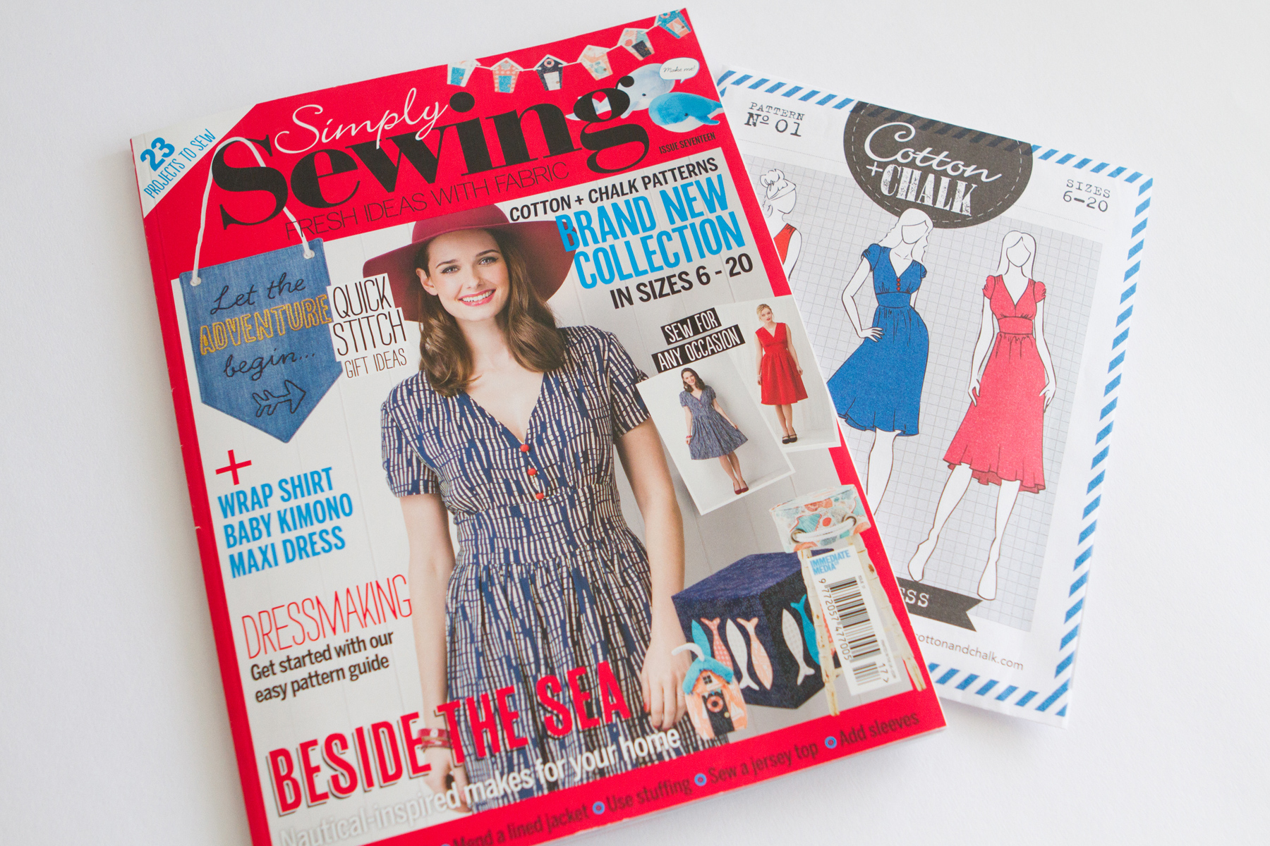 Simply Sewing issue 17