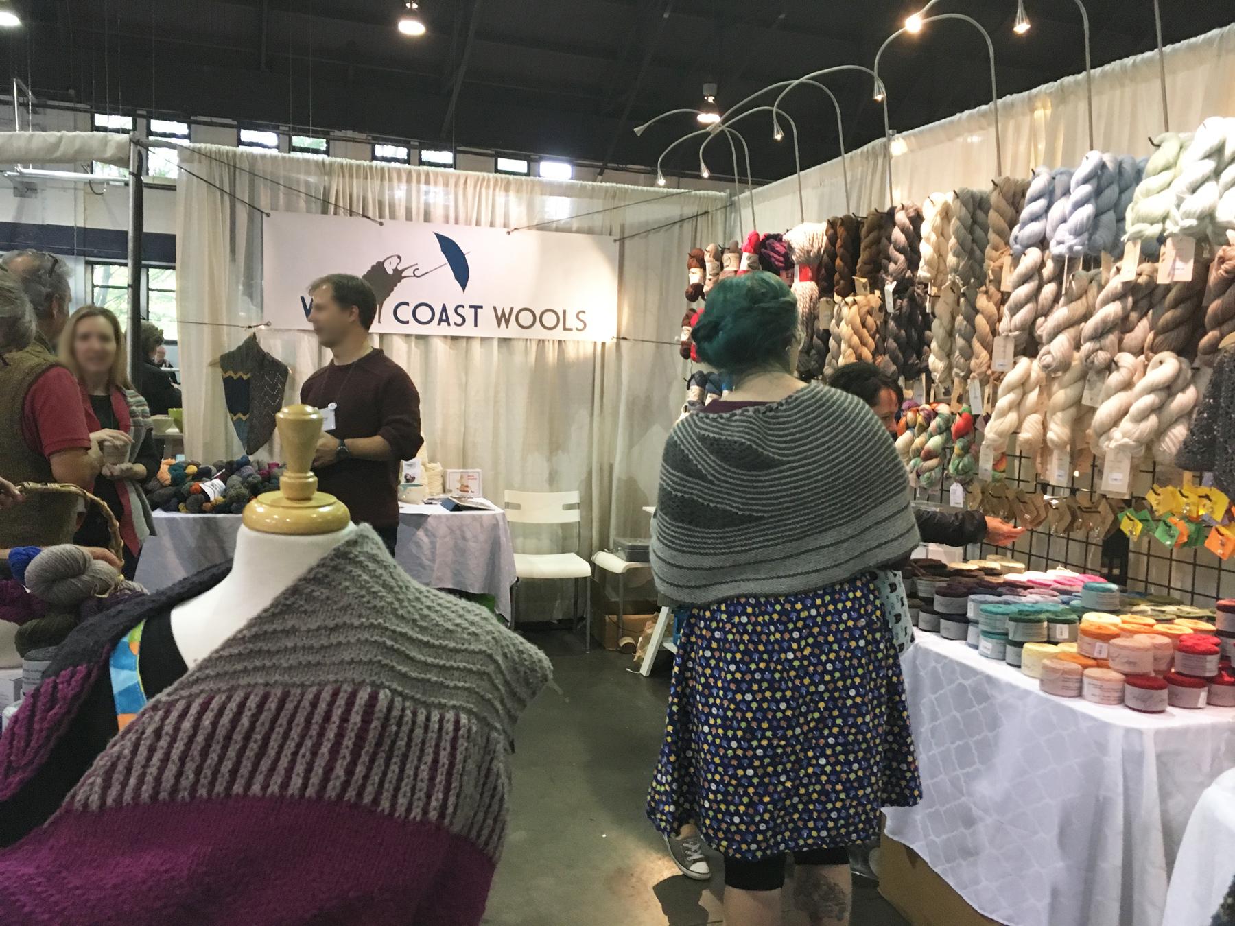 Wet Coast Wools