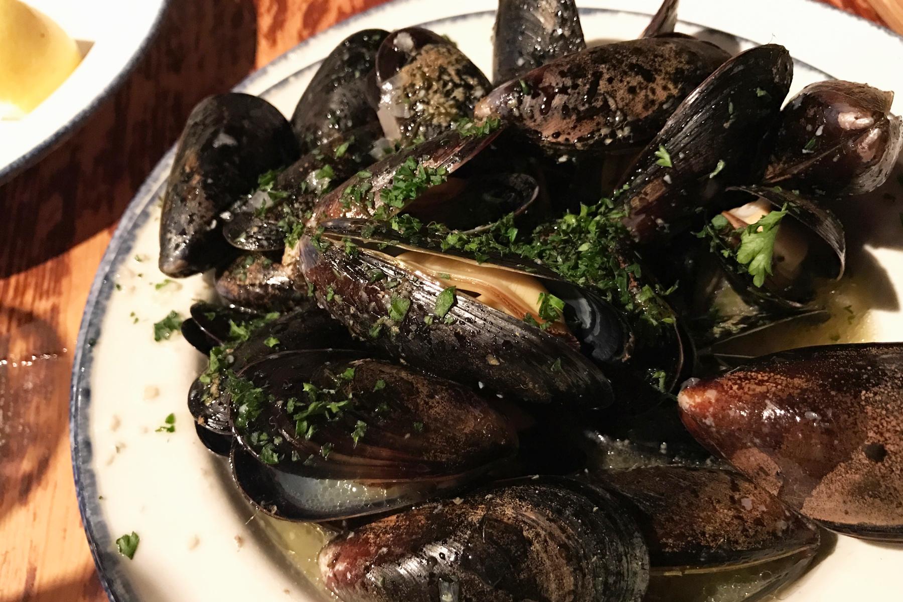 Mussels Steamer