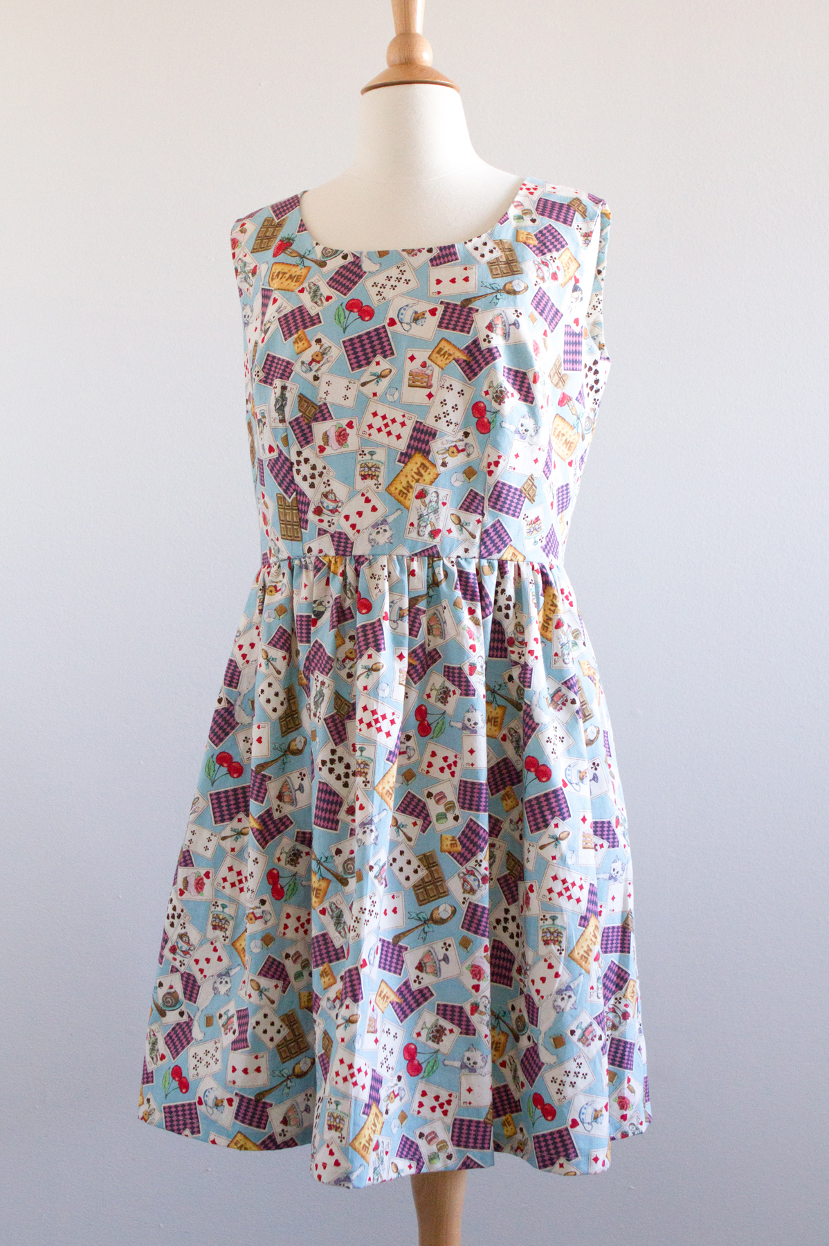 My first Alice print dress (and won't be the last)