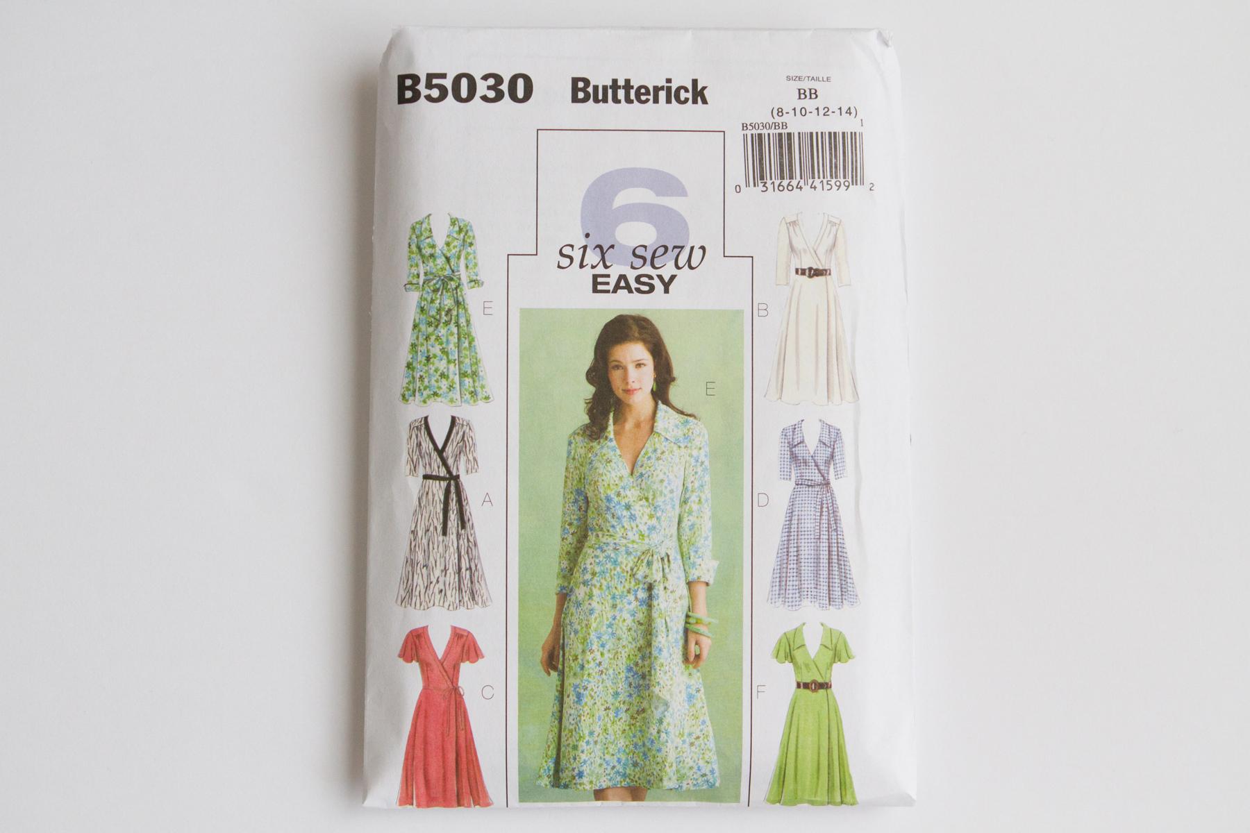 Butterick B5030