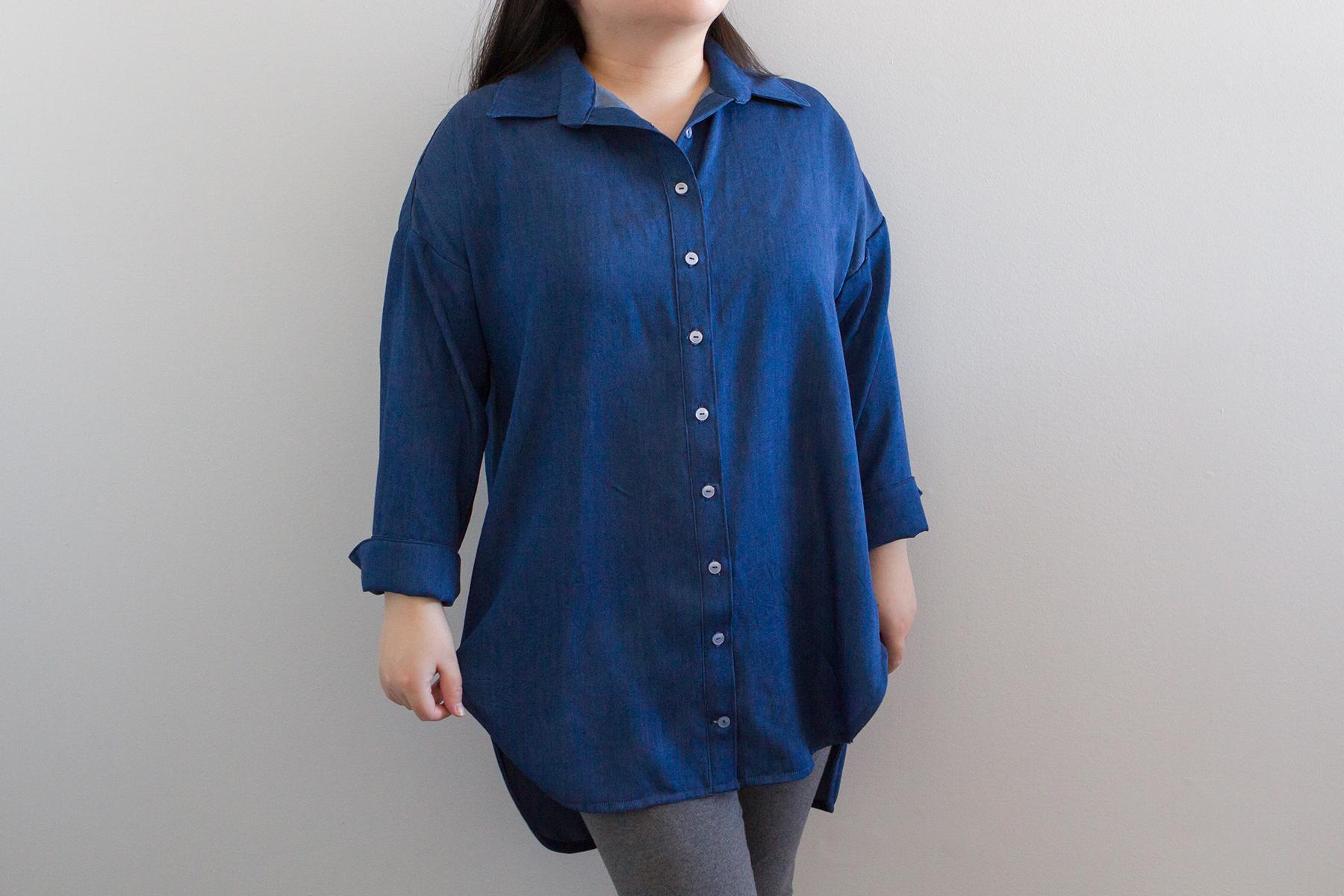 Kalle Shirt by Closet Case Patterns