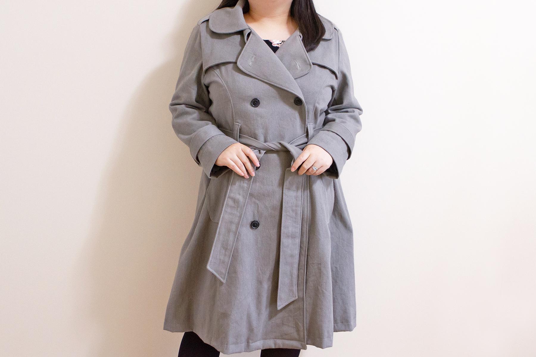 Robson Coat by Sewaholic