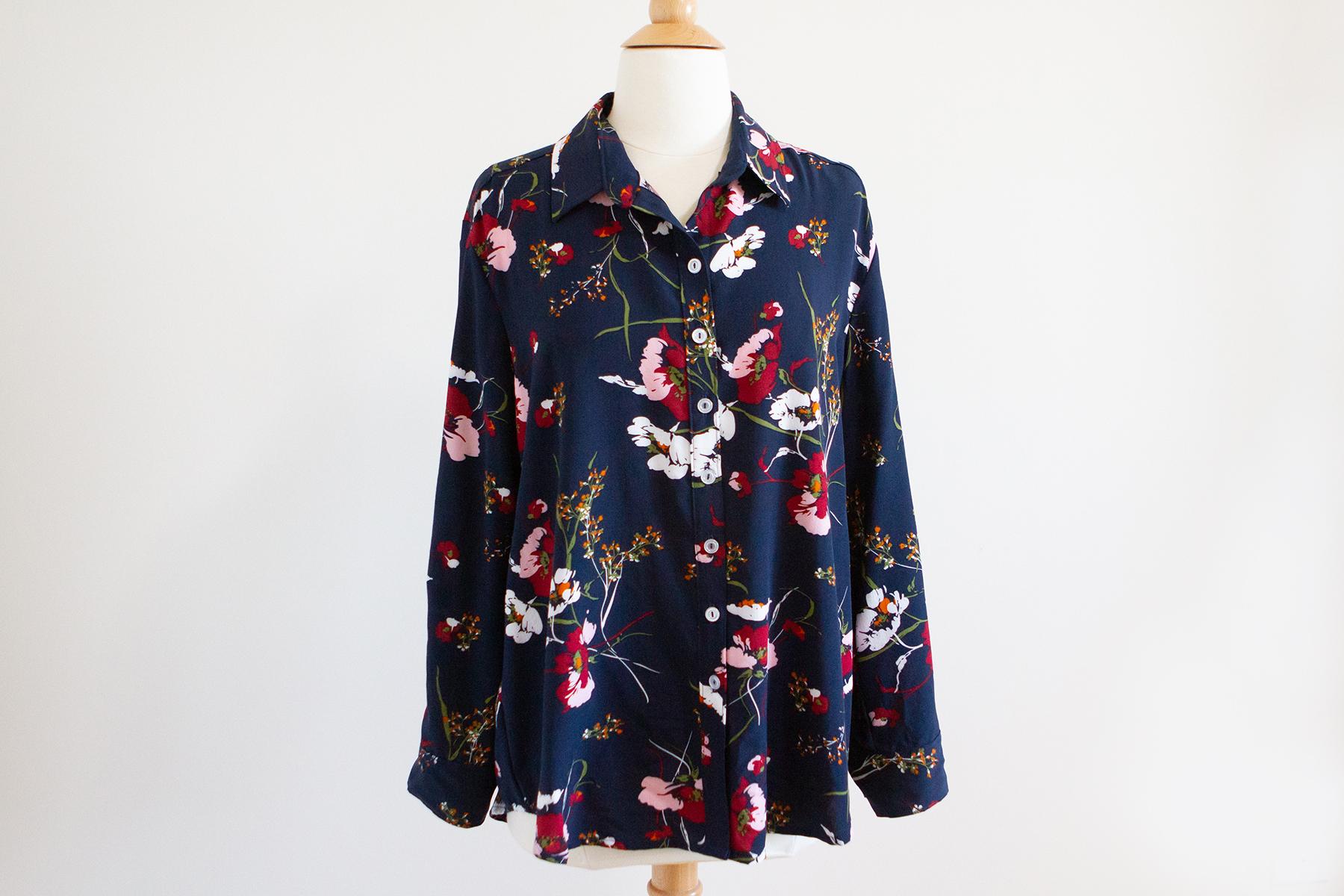 Archer Button Up Shirt