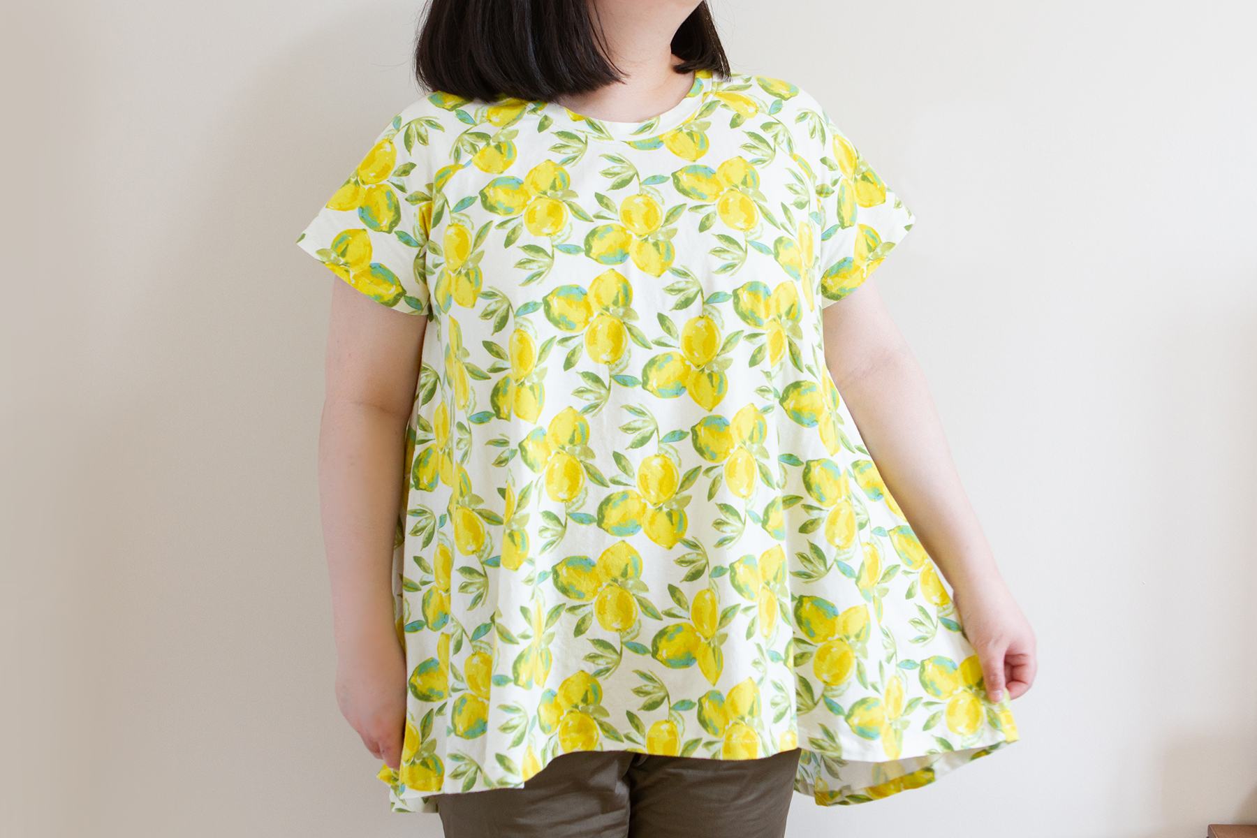 Lemon Ebony T-shirt