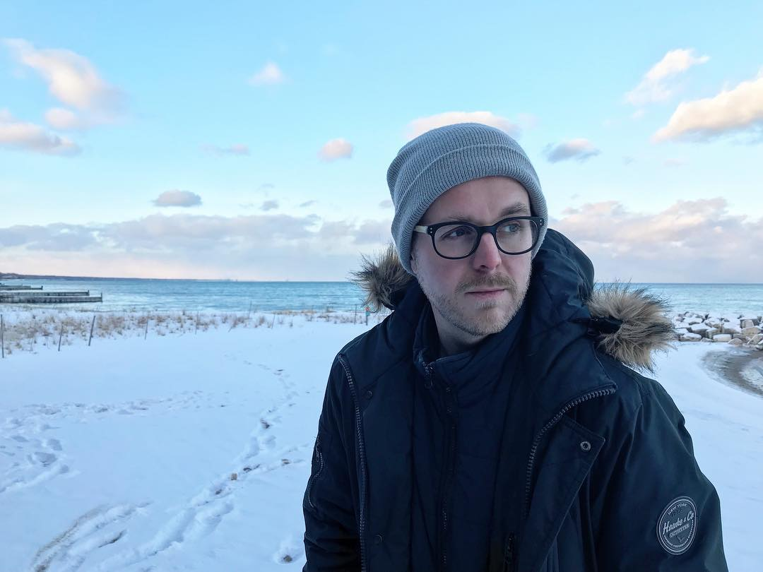 Justin Strandlund - Co-Founder / Producer / Creative Director / Talentjustin@2east8th.com