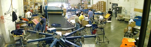 Our shirt print shop