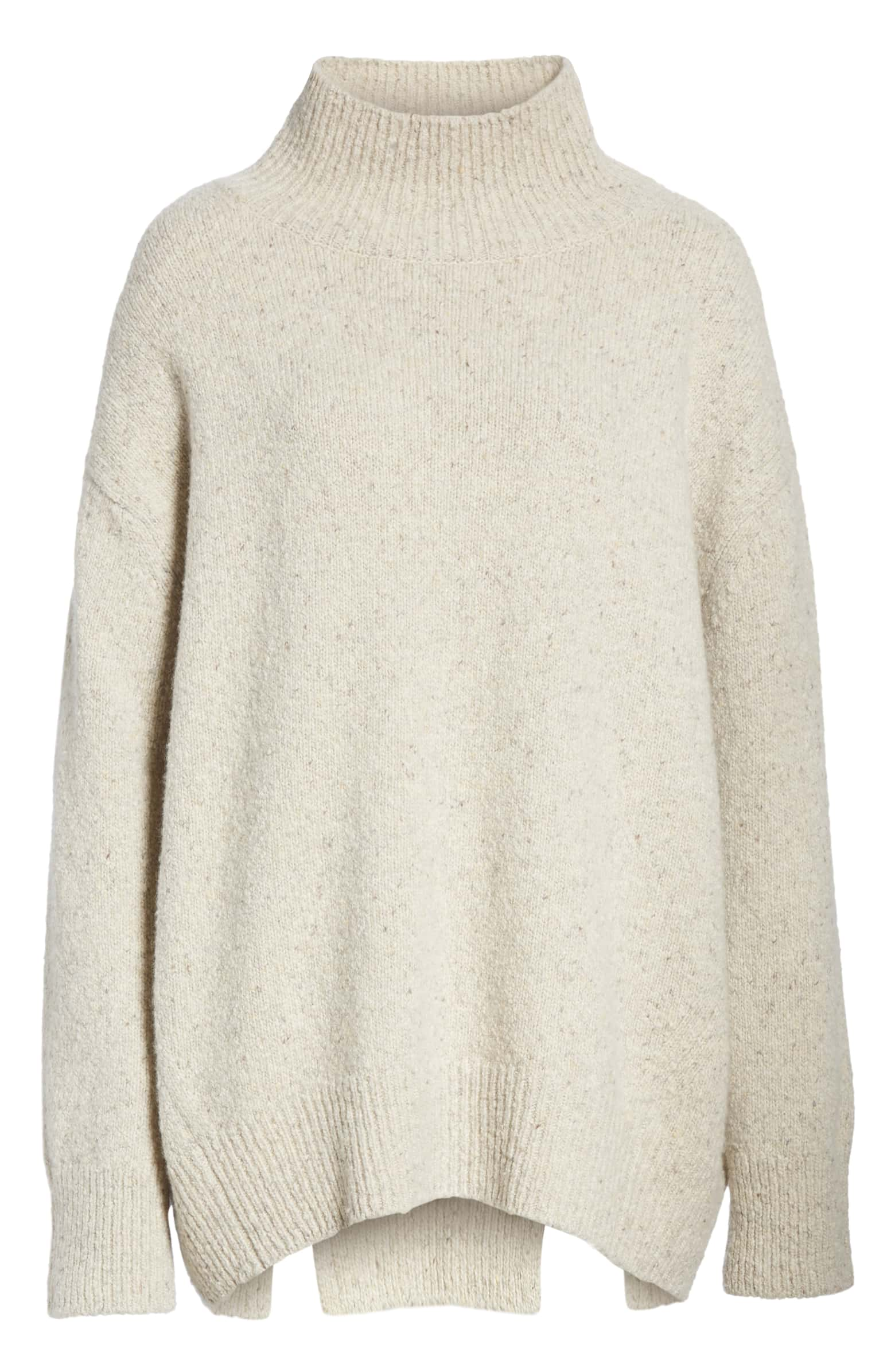Vince Oversized Sweater - An oversized sweater is yet another must for fall. I love the neck and the cutouts in the back of this Vince piece.