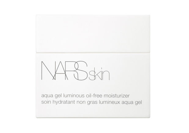 NARS Aqua Gel Moisturizer - In the morning I don't like to apply super thick moisturizers, so I love ones that are water based. This one from NARS is definitely my next skincare purchase.