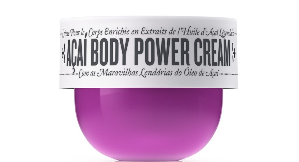 Acai Body Power Cream - I absolutely love the Sol de Janeiro Bum Bum cream, so I can't wait to try their new lotion.