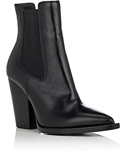 Saint Laurent Theo Booties