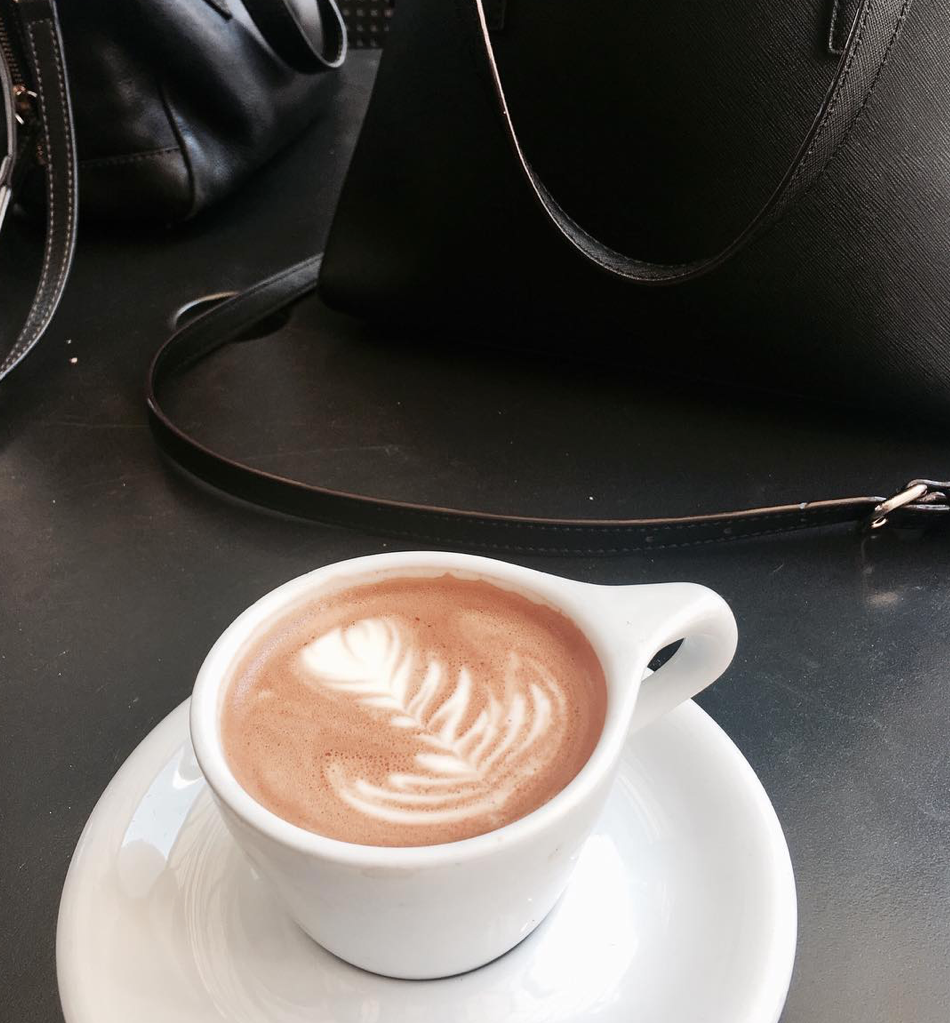 - What is fall without a good coffee shot?