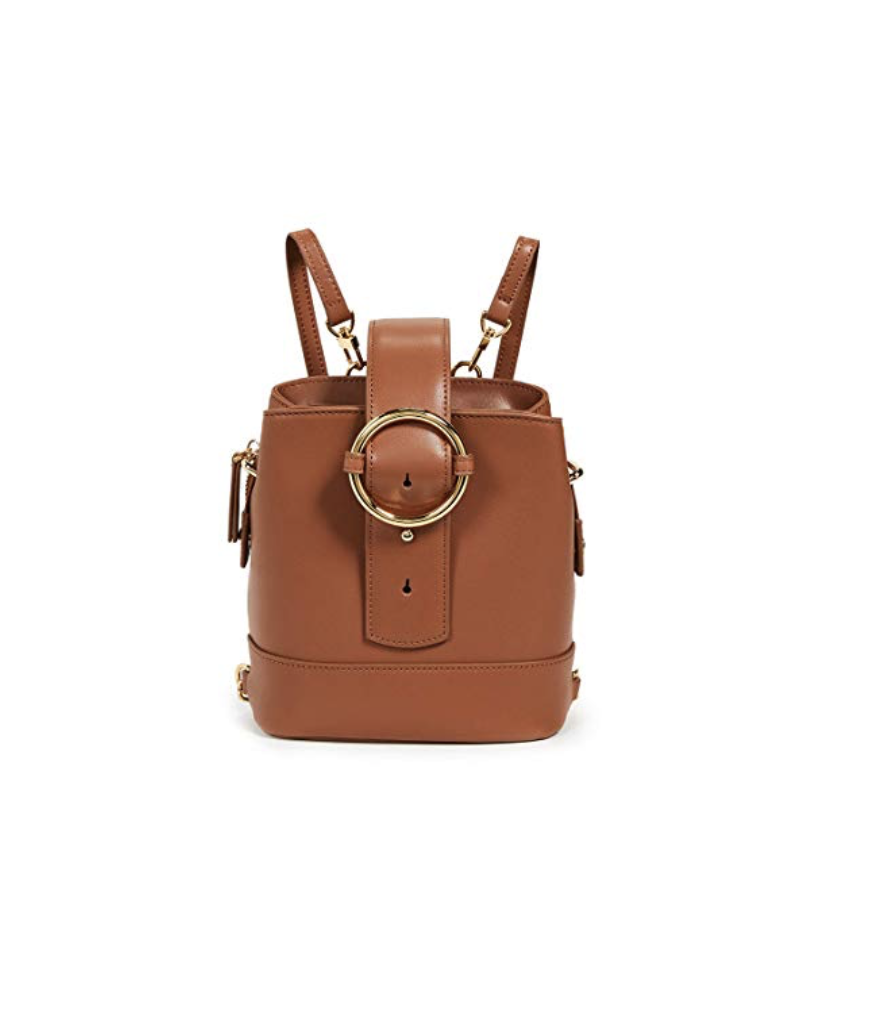 Mini Backpack - Backpacks are perfect if you travel a lot and want to walk around whatever city you are in. It keeps your hands free for photographing everything you could ever want.