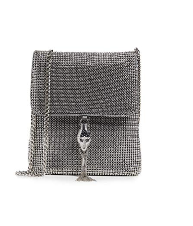 Night Out Purse - Everyone needs a flashy night out bag. For some reason I am obsessed with this bag. I have always been a sucker for shiny things though.