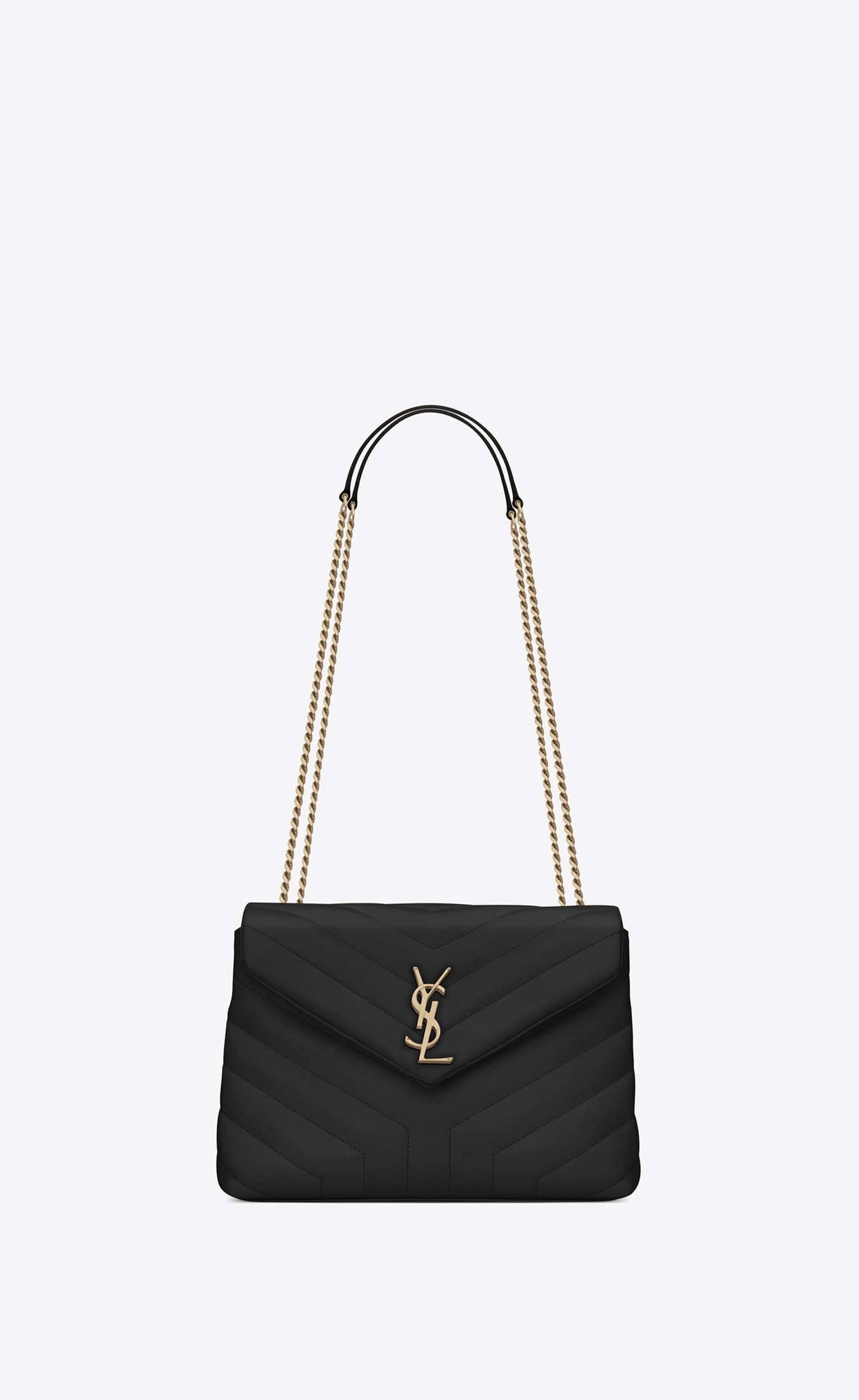 Saint Laurent Bag - Anyone who knows me knows I have a strong love of Saint Laurent bags, clothes, shoes, everything. One day I will buy myself one of these beauties, but until that day it will remain on my wish list.