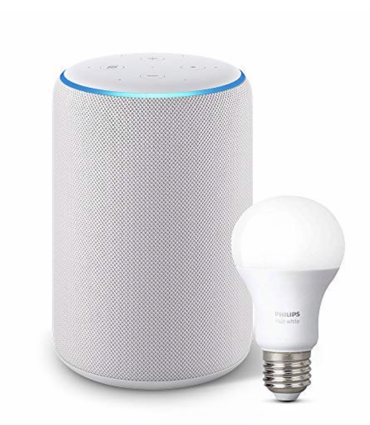 Amazon Alexa - Alexa is great for any room in the house, especially if you have other smart objects in your home.