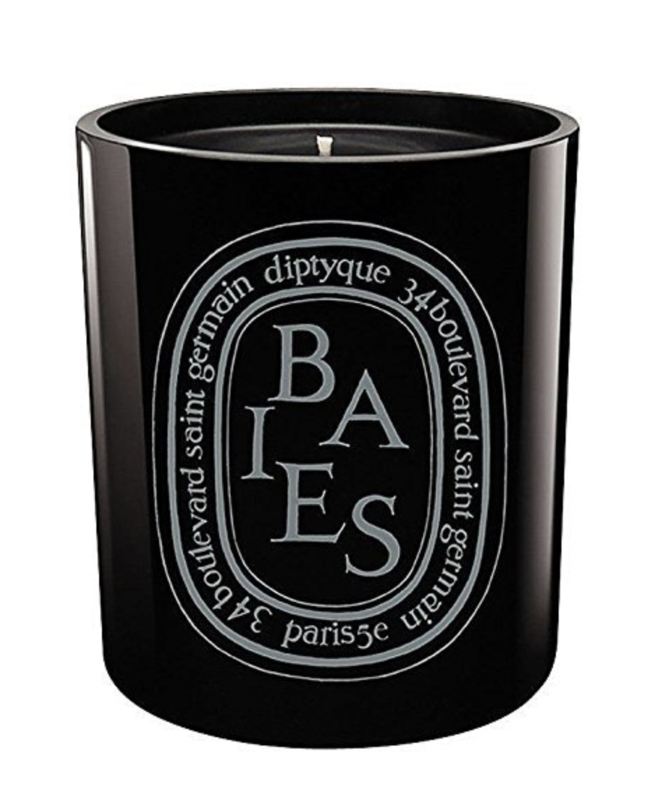 Diptyque Candle - Overpriced candles are so enticing. They make perfect gifts because you never want to buy them for yourself.