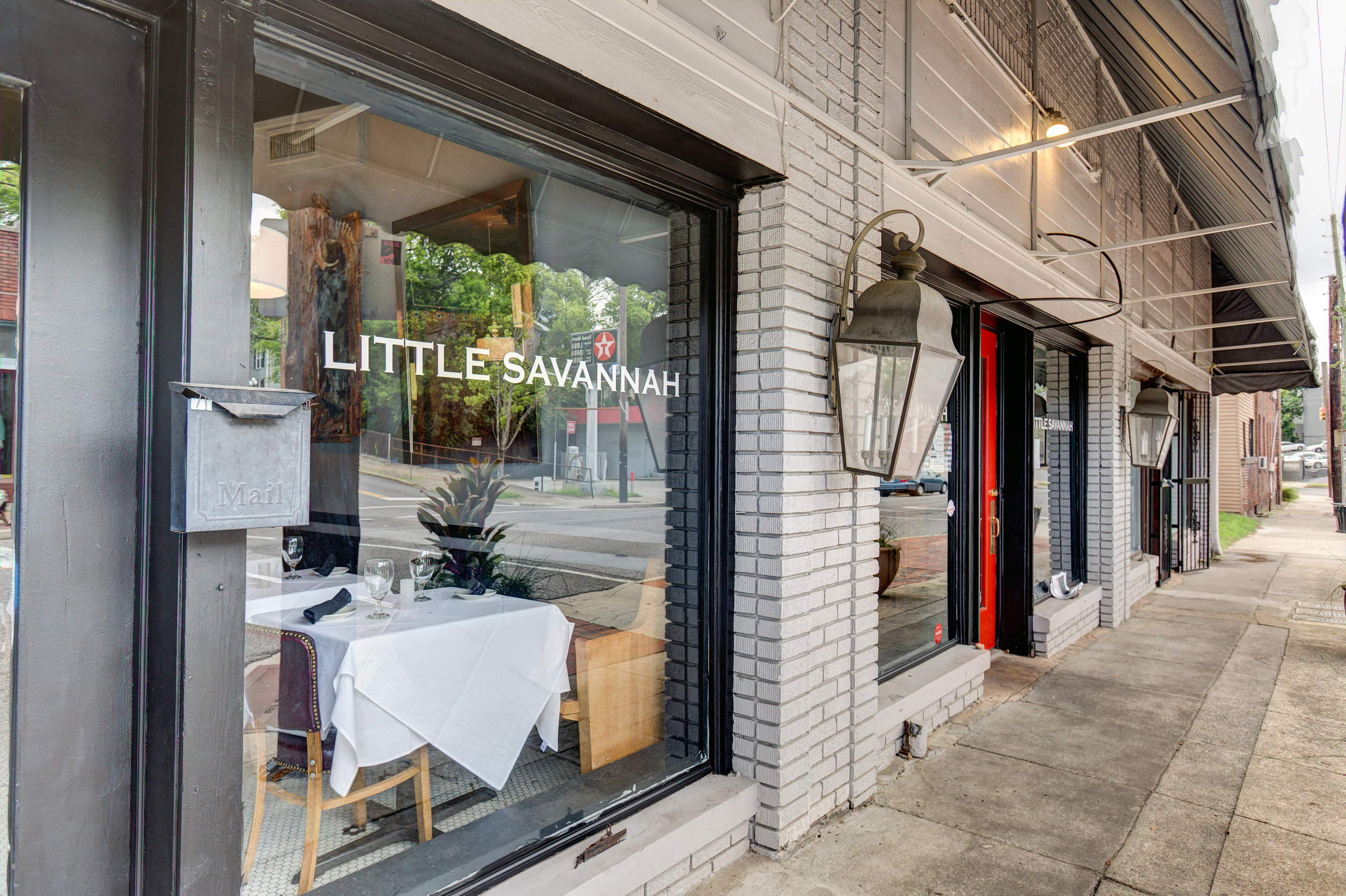 Little Savannah - This used to be a restaurant I always wanted to go to on my birthday - it was one of the only ones open during that week, but I would eat there even if I had a ton of options! They have really good red meat there, and the environment is super cozy.