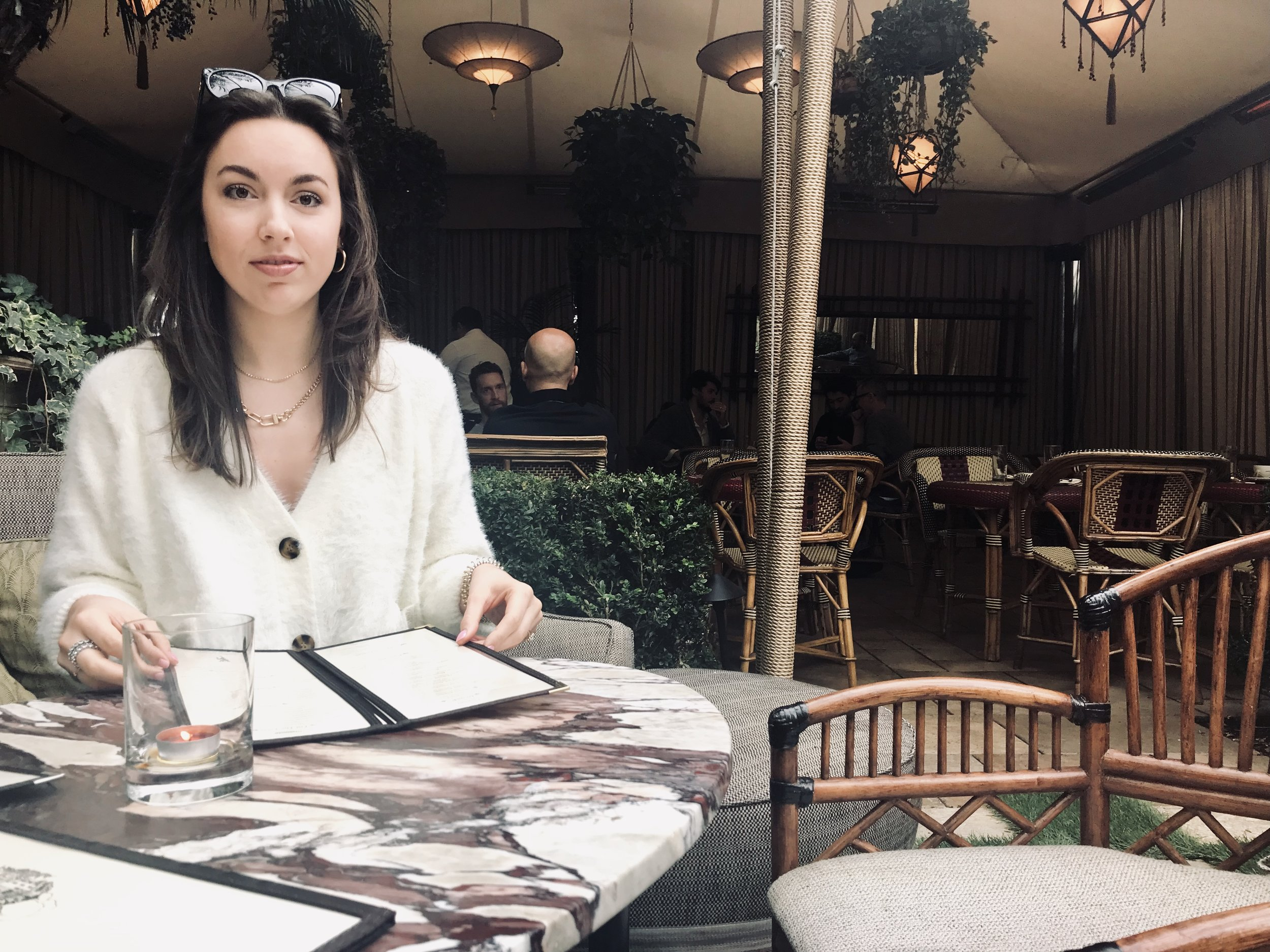 chateau marmont brunch