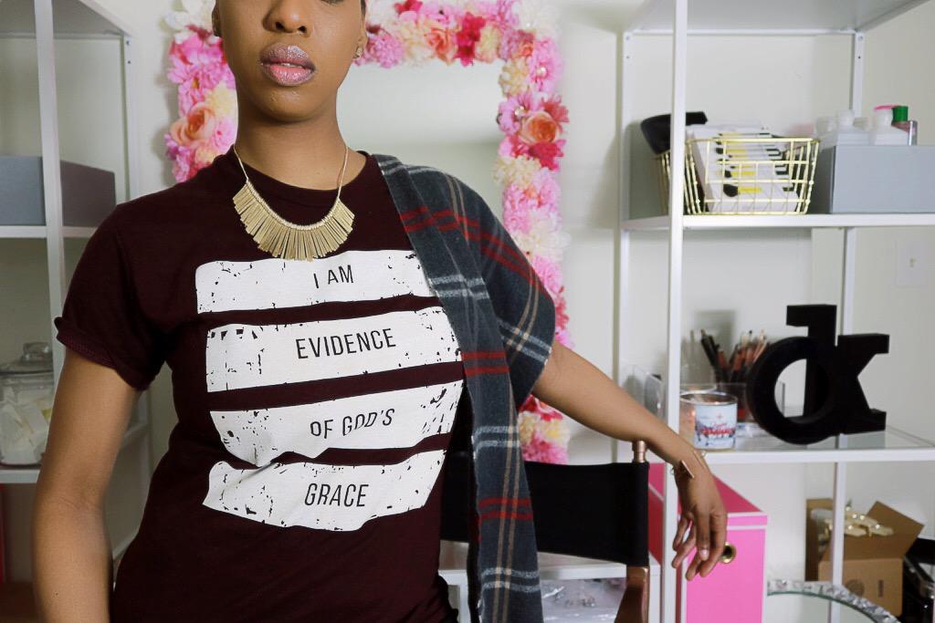 Gods Grace T-shirt