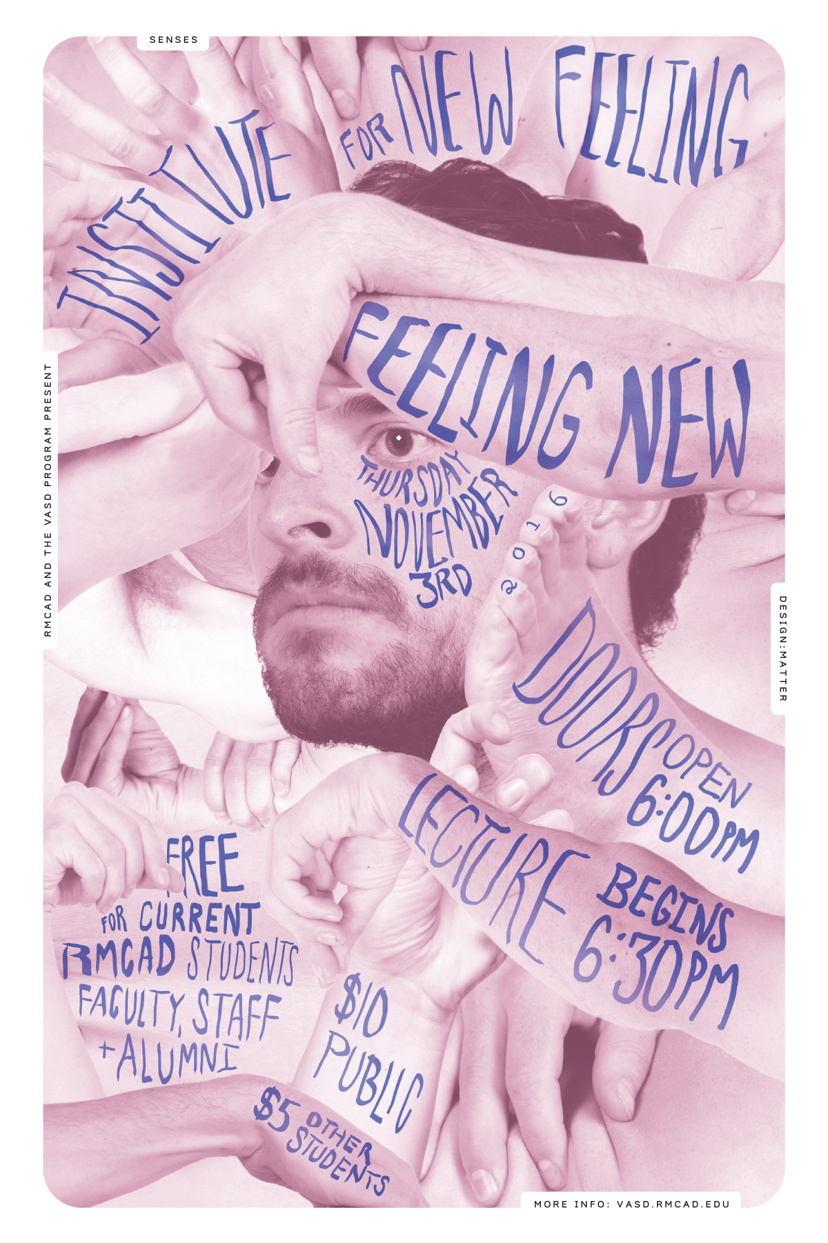 RMCAD welcomes Institute of New Feeling
