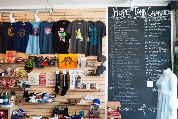 Hope Tank: Gifts that Give Back