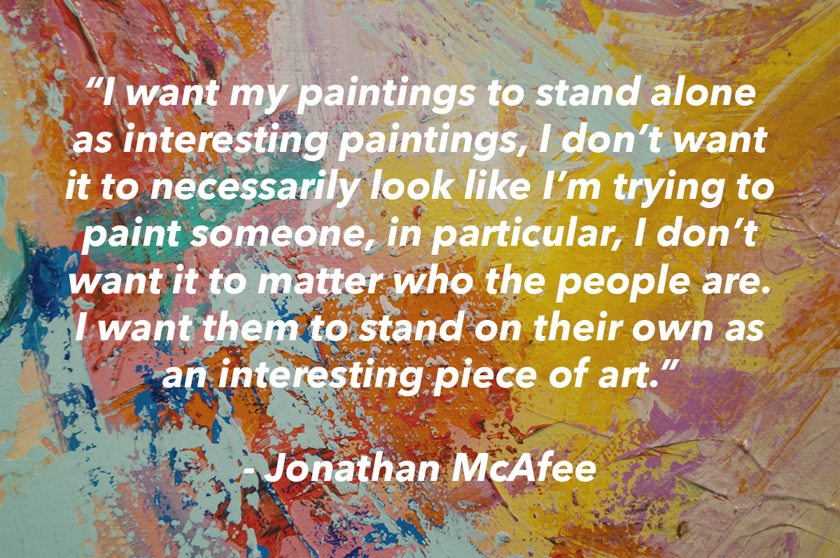 Jonathan McAfee Quote