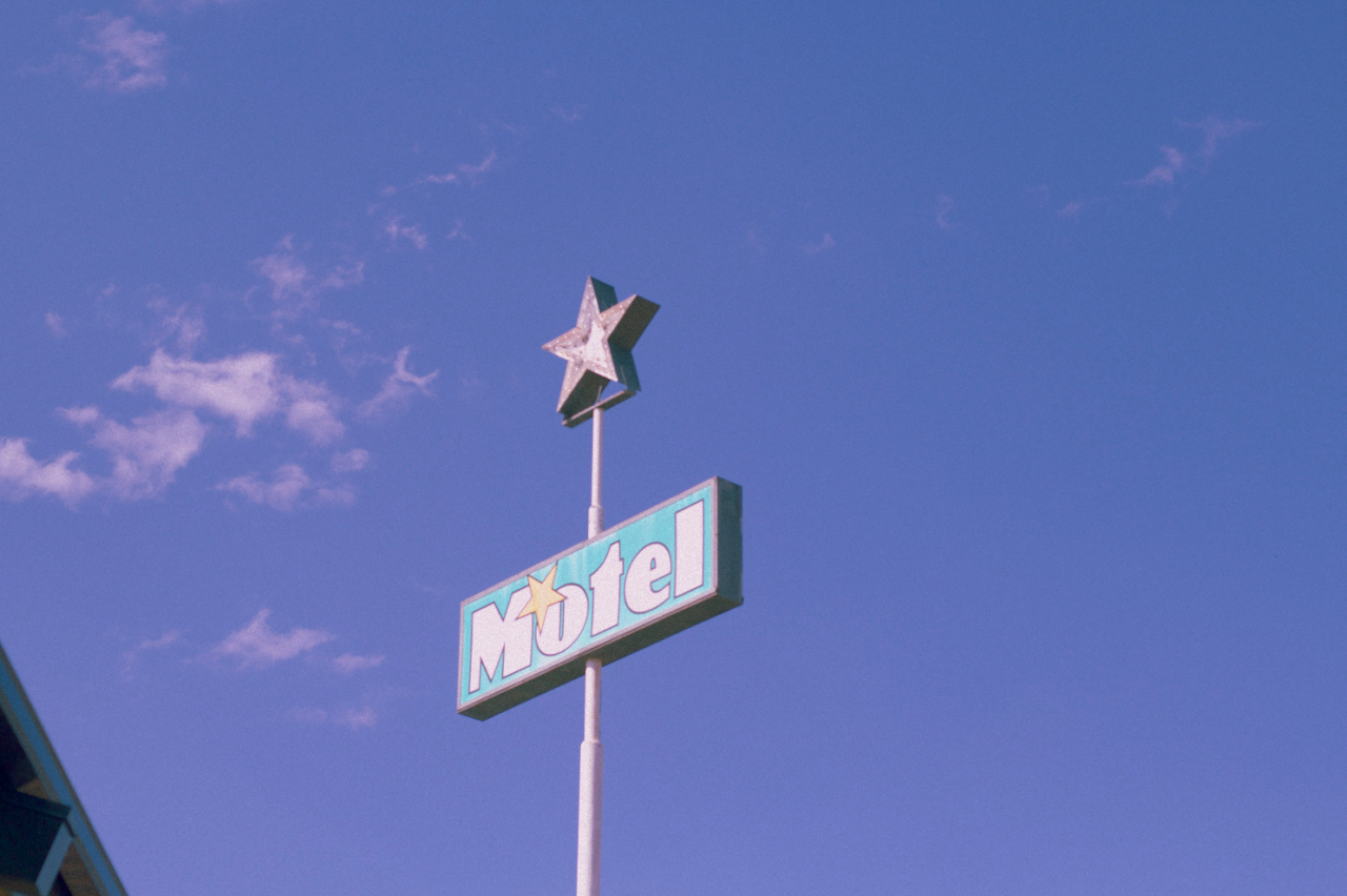 motel, April 2015