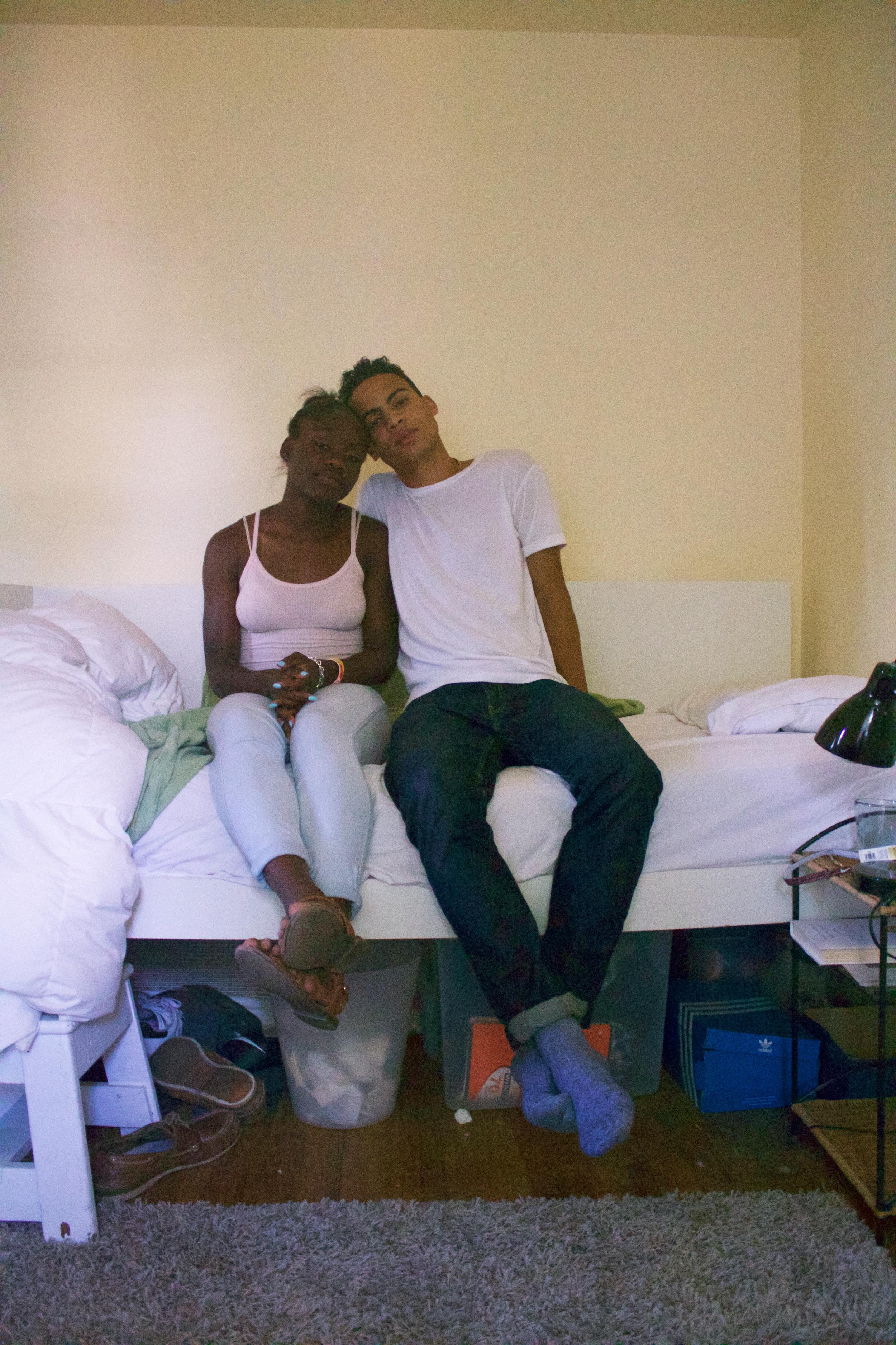 victoria and djoume 2