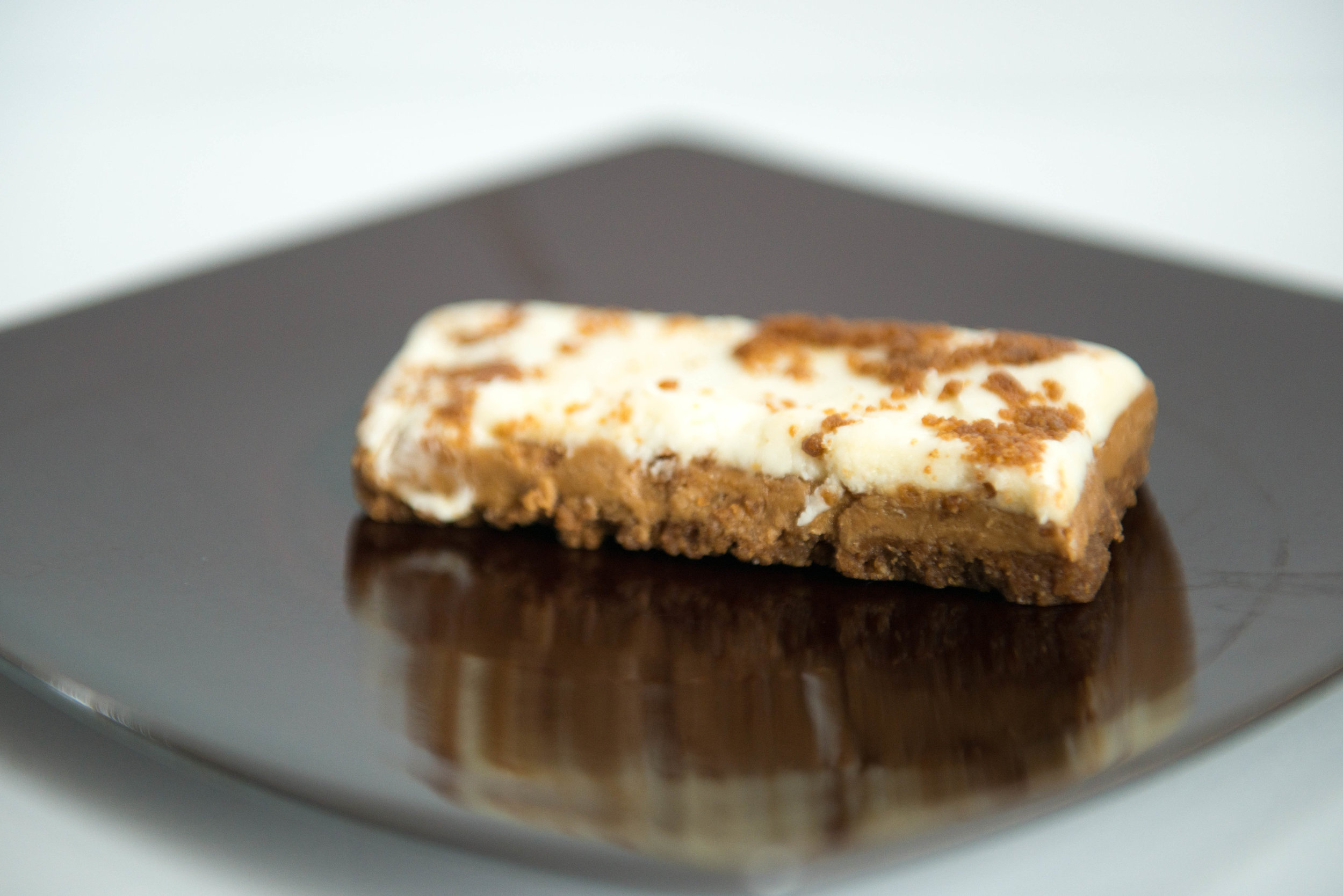 The Cookie Butter Bar from Starbucks - www.lisavillellaphotography.com