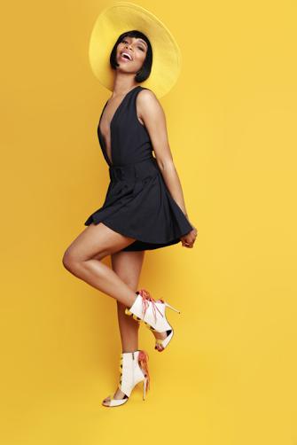 Model: Nastahia Young