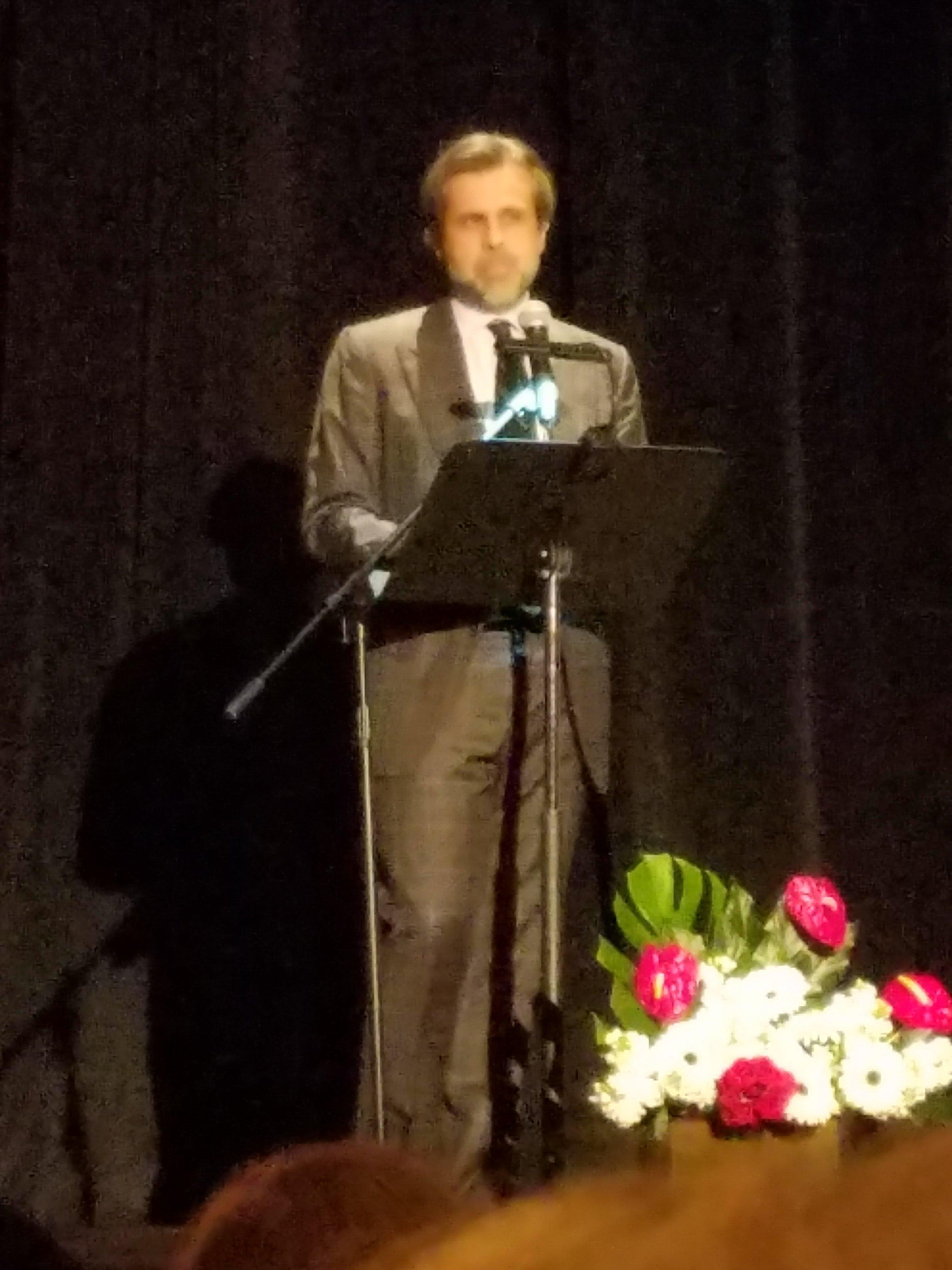 DIA Director Salvador Salort-Pons.