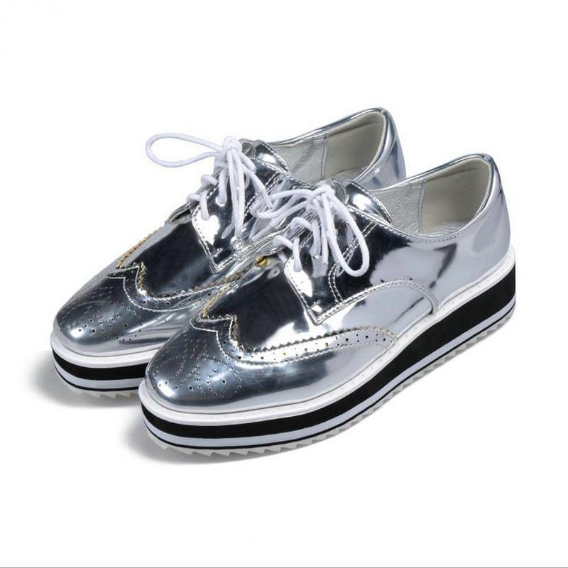 2017-New-Womens-Bullock-Oxford-Shoes-Lace-Up-Platform-Metallic-Silver-Black-Fashion-Vintage-Platform-Flat.jpg