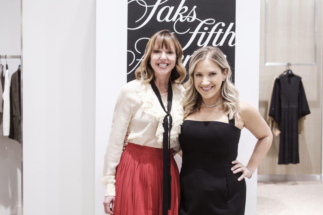 Jennifer Granger and Amanda Fisher
