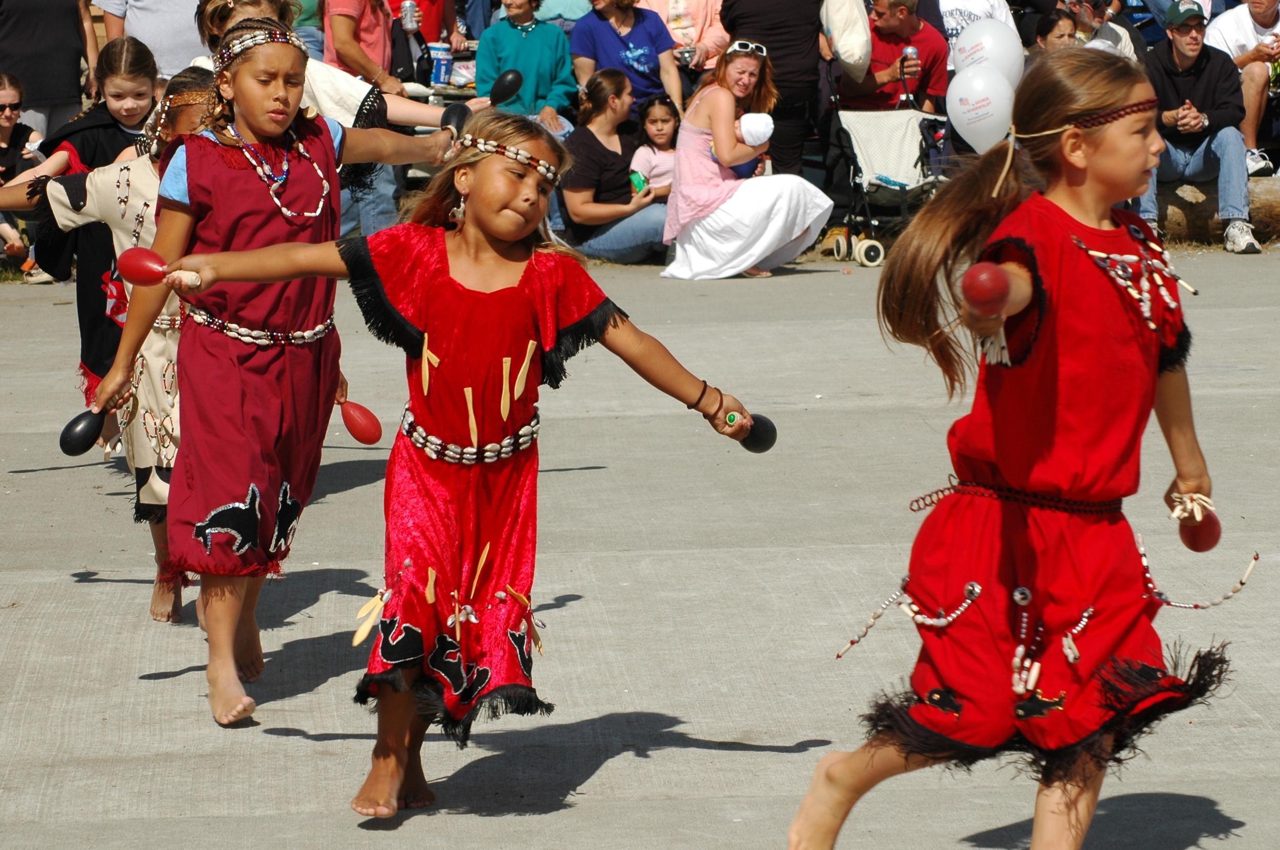 Makah Days Annual Celebration Pow Wow