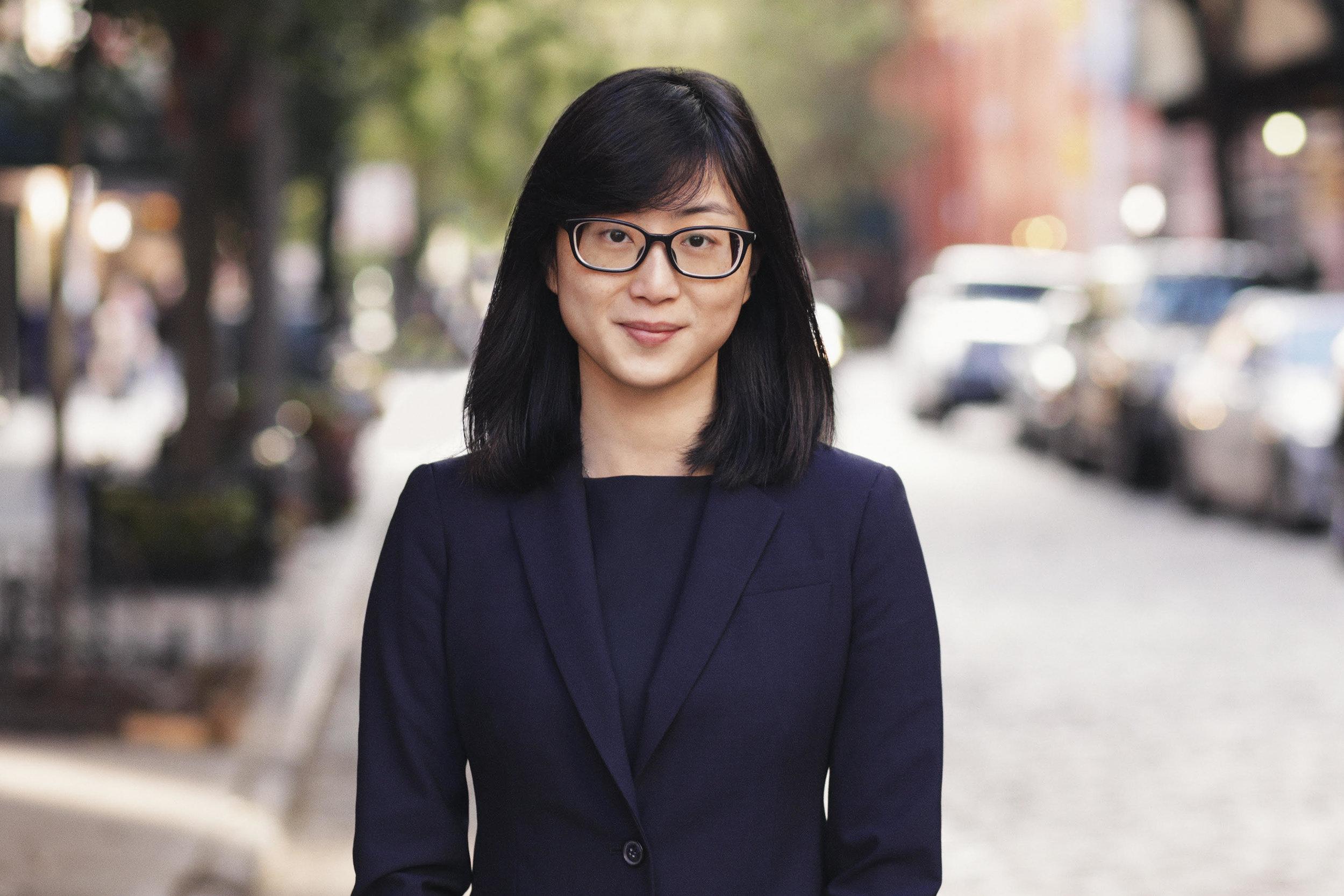 Jeanette Chang,  Associate
