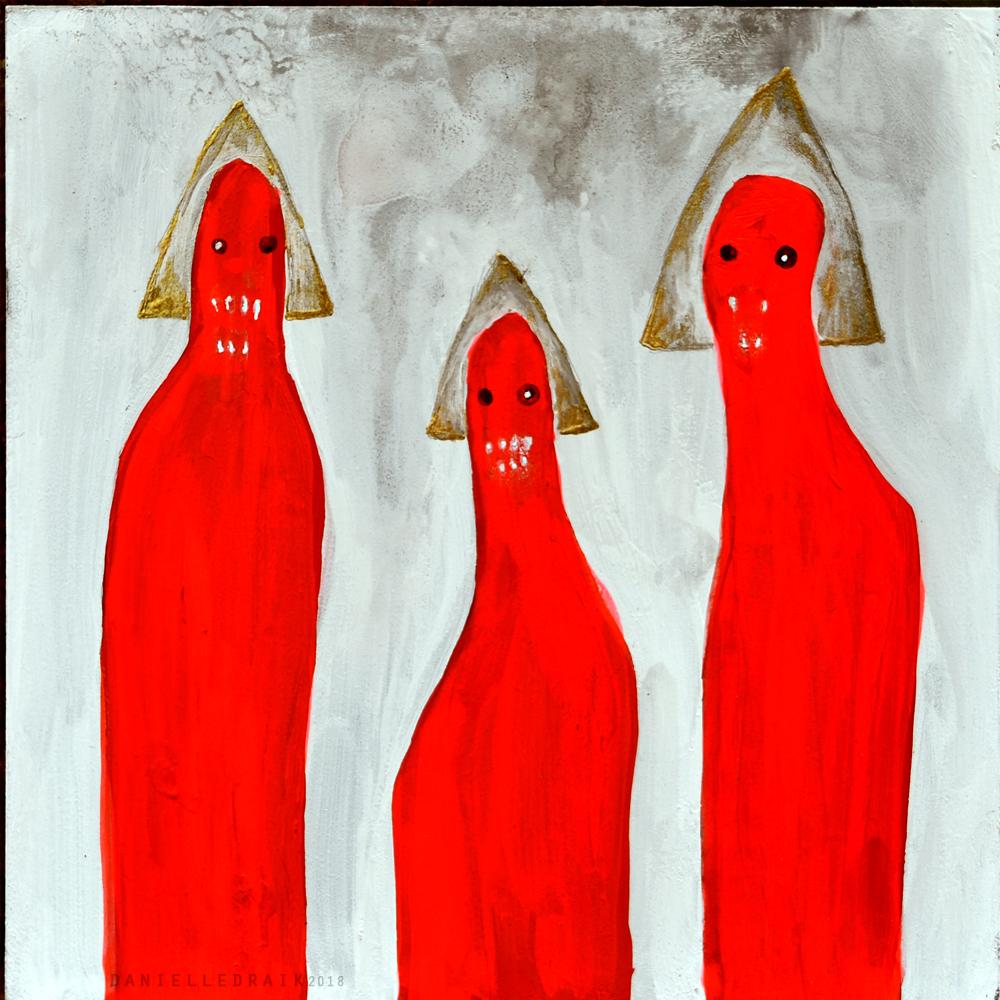 Red Abductors - Unprepared