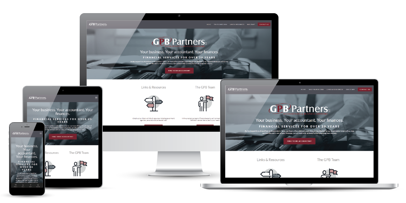 A professional marketing website for this long-established firm in Taree.